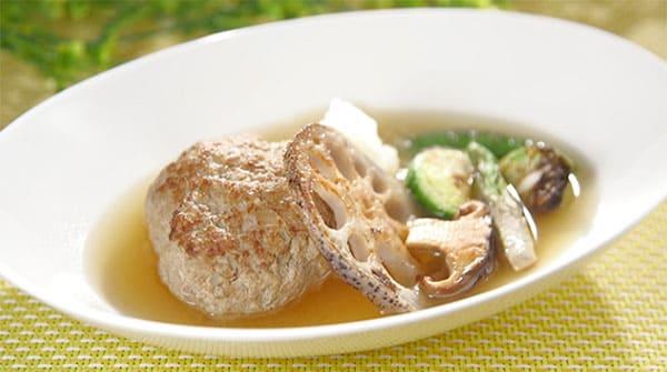 沸騰ワード レシピ 伝説の家政婦 志麻さん タサン志麻 門脇麦 ハリセンボン春菜 和風煮込みハンバーグ