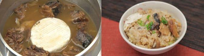 相葉マナブ 釜-1グランプリ 丸ごとカマンベールのサバ味噌釜飯
