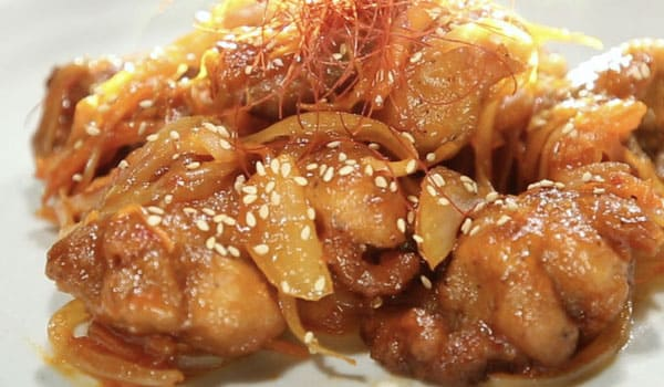 ヒルナンデス レシピ 作り方 IKKO きれいになれるレシピ ヤンニョムチキン