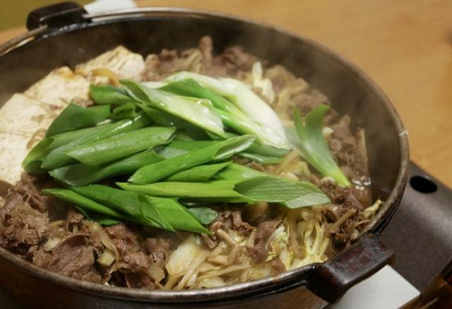 おはよう朝日 時短料理 サイコロ 牛すき煮