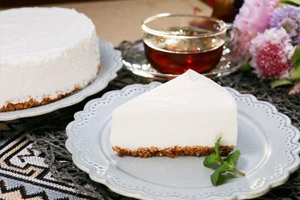 青空レストラン エイジングヨーグルト ミルコロ レシピ 作り方 チーズケーキ