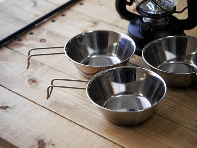 おはよう朝日です レシピ キャンプ アウトドア シェラカップレシピ