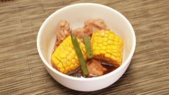 相葉マナブ 旬の産地ごはん 千葉 袖ヶ浦 とうもろこし とうもろこし煮物