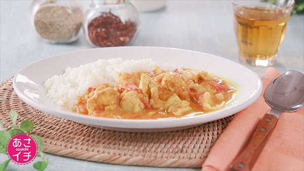 あさイチ 作り方 材料 レシピ スパイス カレー 印度カリー子 スパイスカレー