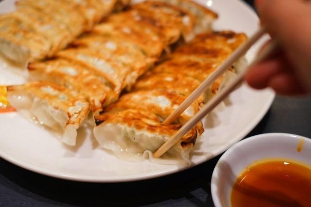 ヒルナンデス プロ直伝餃子の食べ方 白菜の浅漬け