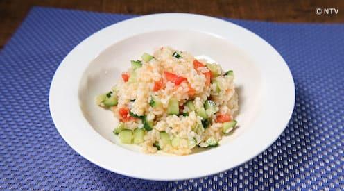 ヒルナンデス 料理研究家リュウジ バズレシピ 作り方 夏の食材 居酒屋レシピ お米のサラダ
