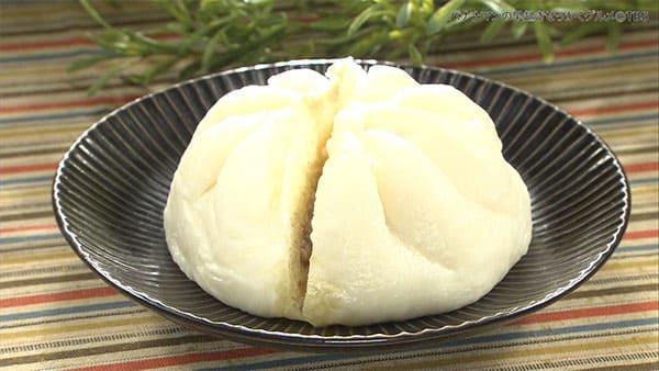 バナナマンせっかくグルメ レシピ バナナマンの早起きせっかくグルメ 早起きせっかくグルメ バター醤油 肉まん