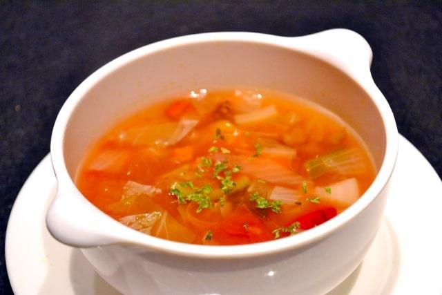 よ~いドン プロにお願い!ちゃちゃっとワンプレート レシピ 作り方 まぐろ トマト 冷製スープ