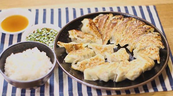 スッキリ レシピ sio 鳥羽シェフ 褒めらレシピ みんなの食卓 餃子