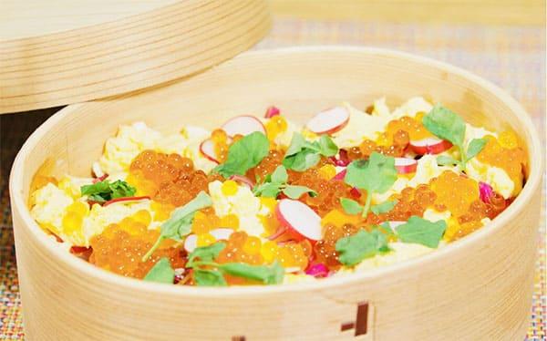 スッキリ レシピ sio 鳥羽シェフ 褒めらレシピ みんなの食卓 すき焼きちらし