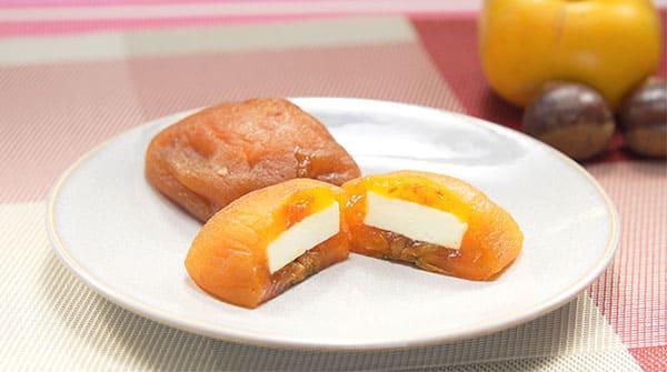 相葉マナブ ご当地名産品博 百年柿 クリームチーズ
